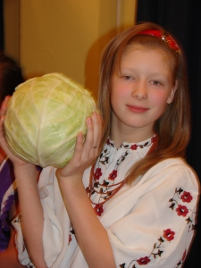 please buy my cabbage